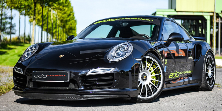 Porsche 911 Turbo S Blackburn